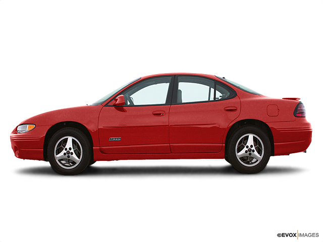 2002 Pontiac Grand Prix Vehicle Photo in Colorado Springs, CO 80905