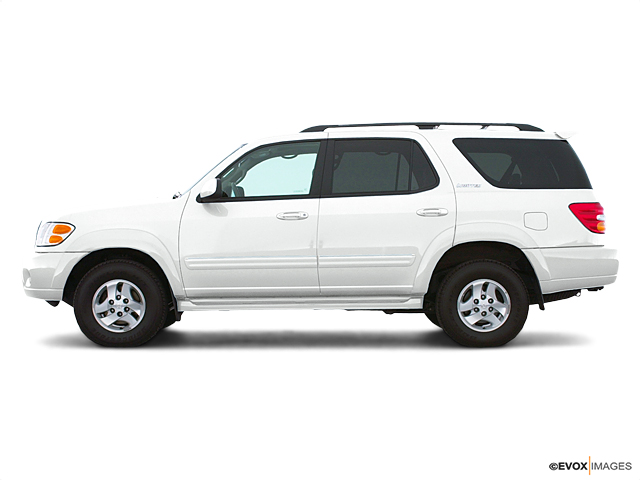 2002 Toyota Sequoia Vehicle Photo in Boonville, IN 47601