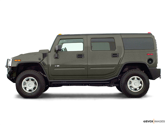 2003 HUMMER H2 Vehicle Photo in Colorado Springs, CO 80920