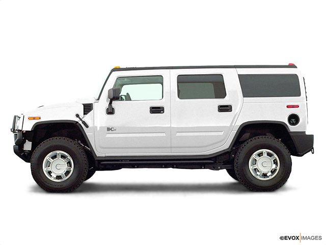 2003 HUMMER H2 Vehicle Photo in Colorado Springs, CO 80905