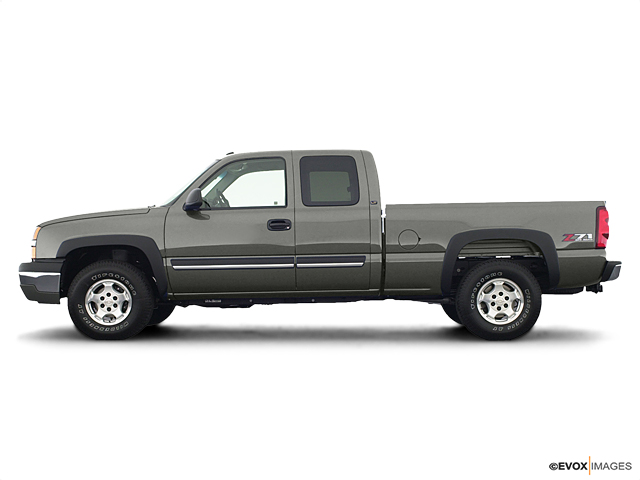2003 Chevrolet Silverado 1500 Vehicle Photo in Janesville, WI 53545
