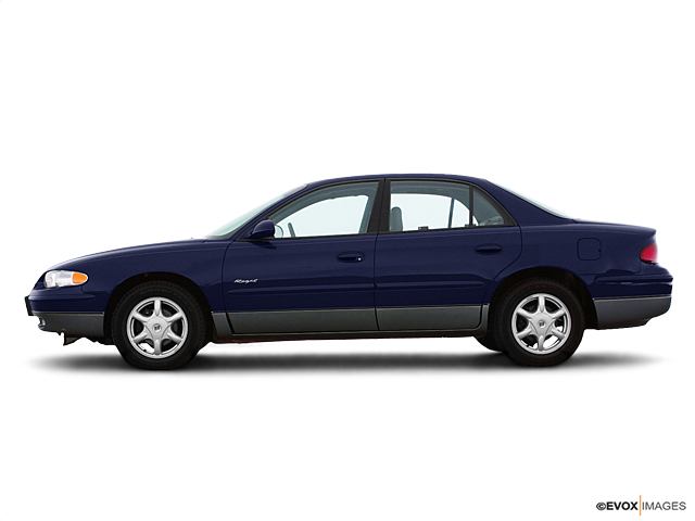 stonewall midnight blue pearl 2003 buick regal: used car for sale