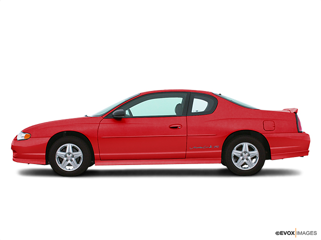 2003 Chevrolet Monte Carlo Vehicle Photo In Clinton, MO 64735