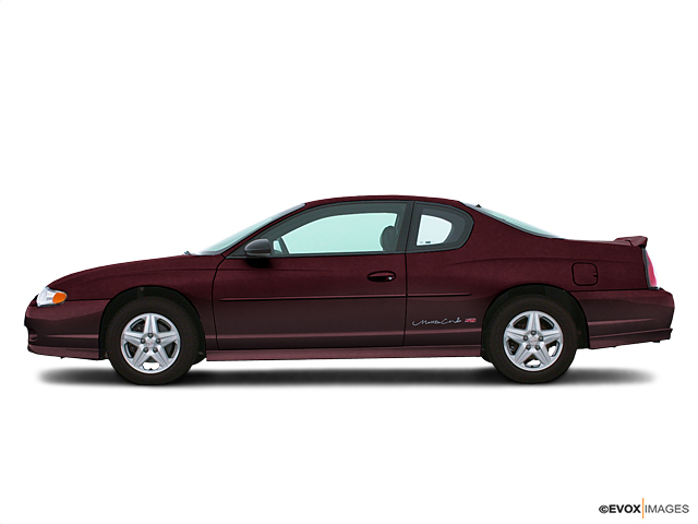 2003 Chevrolet Monte Carlo Vehicle Photo in Helena, MT 59601