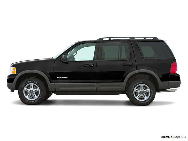 2003 Ford Explorer Vehicle Photo in Joliet, IL 60435