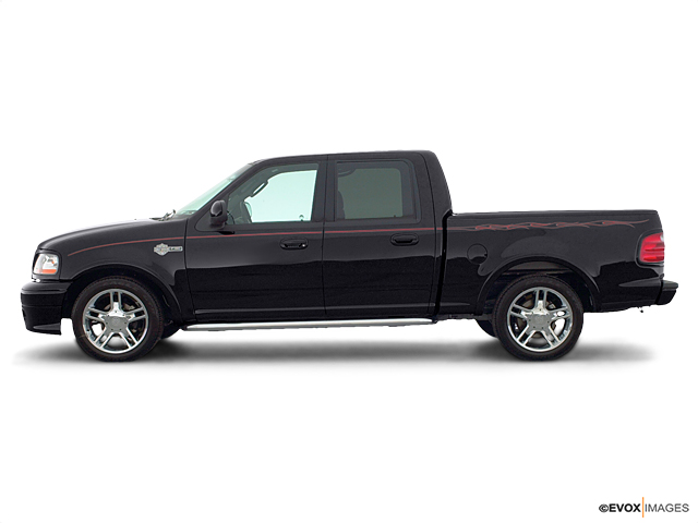 2003 Ford F-150 Vehicle Photo in Ellwood City, PA 16117