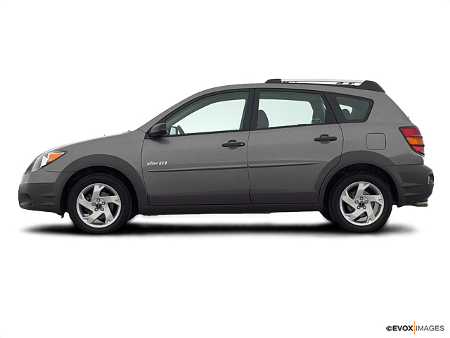 2004 Pontiac Vibe Vehicle Photo in Akron, OH 44312