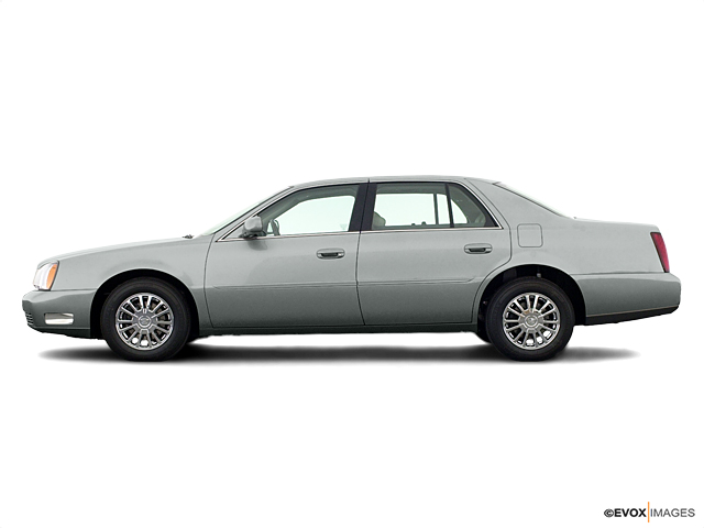 2003 Cadillac DeVille Vehicle Photo in Warren, OH 44483
