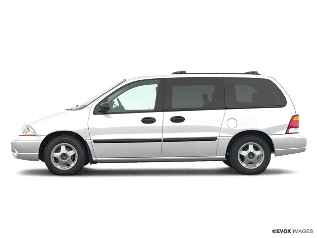 2003 Ford Windstar Wagon Vehicle Photo in Doylestown, PA 18902