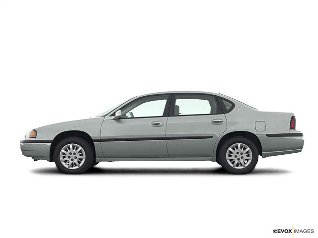 2003 Chevrolet Impala Vehicle Photo in Saginaw, MI 48609