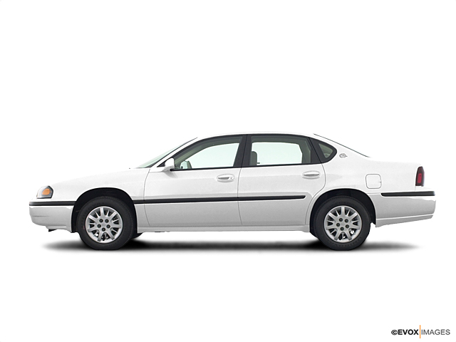 2003 Chevrolet Impala Vehicle Photo in Clarksville, TN 37040