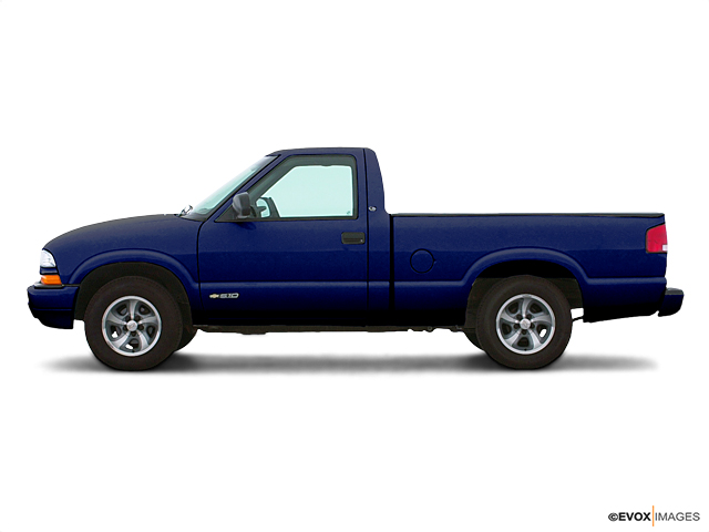 2003 Chevrolet S-10 Vehicle Photo in Colorado Springs, CO 80920
