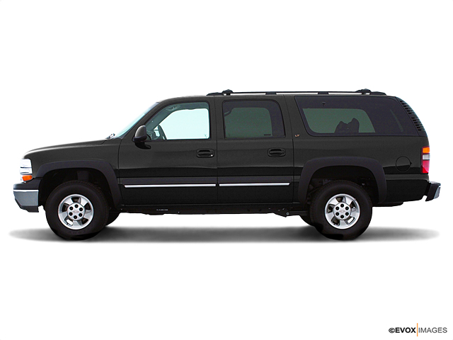 2003 Chevrolet Suburban Vehicle Photo in Grand Rapids, MI 49512