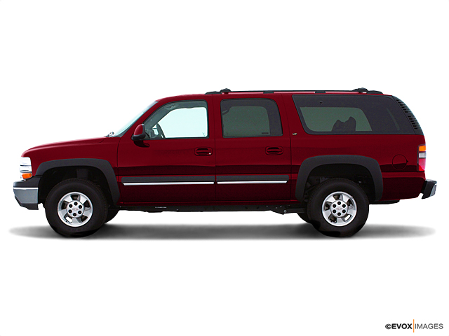 2003 Chevrolet Suburban Vehicle Photo in Trevose, PA 19053-4984
