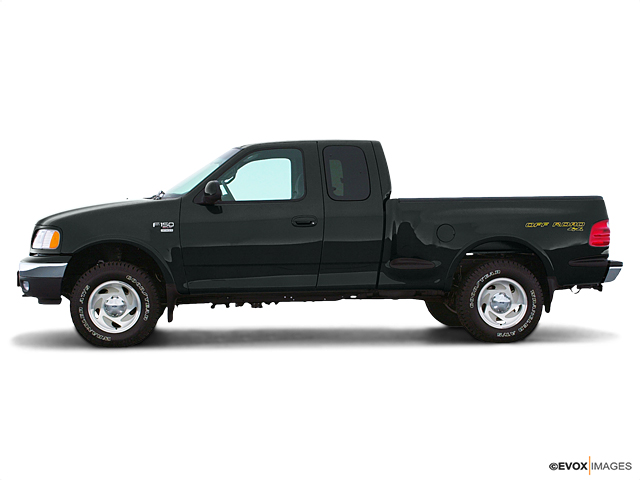 2003 Ford F-150 Vehicle Photo in Colorado Springs, CO 80905