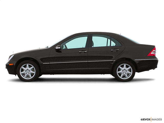 2003 Mercedes-Benz C-Class Vehicle Photo in Colorado Springs, CO 80920