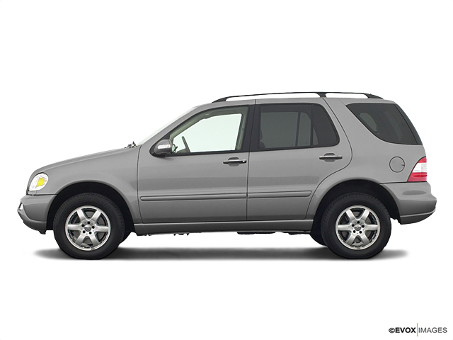 2003 Mercedes-Benz M-Class Vehicle Photo in Colorado Springs, CO 80905