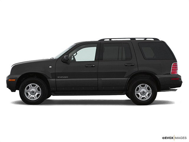 2003 Mercury Mountaineer Vehicle Photo in Baton Rouge, LA 70806