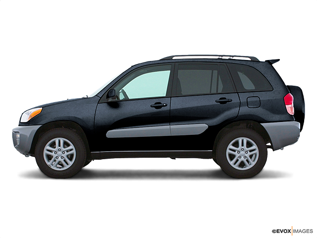 2003 Toyota RAV4 Vehicle Photo in Colorado Springs, CO 80905