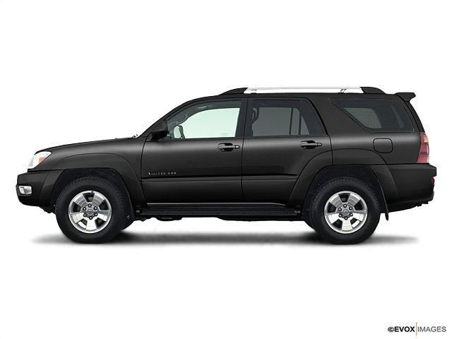 Used Black 2003 Toyota 4runner Suv For Sale In San Antonio Tx