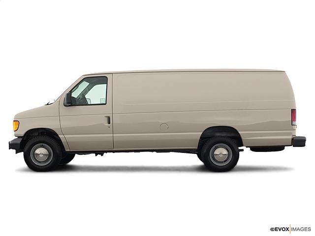 2003 Ford Econoline Cargo Van Vehicle Photo in Houston, TX 77090