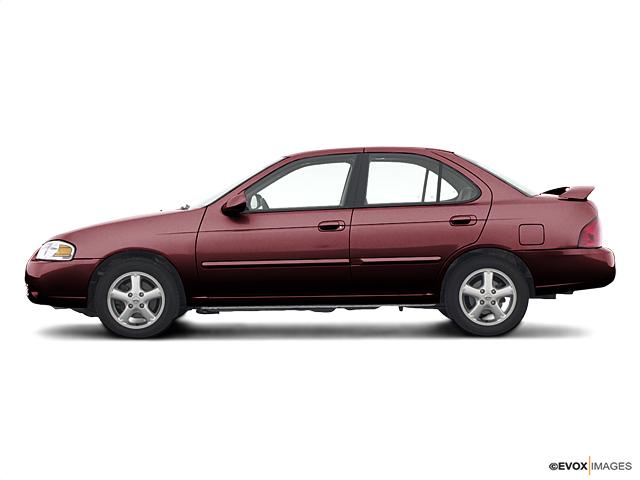 2004 Nissan Sentra Vehicle Photo in Midlothian, VA 23112