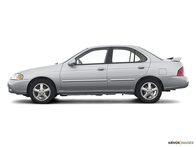 2004 Nissan Sentra Vehicle Photo in Oak Lawn, IL 60453-2517