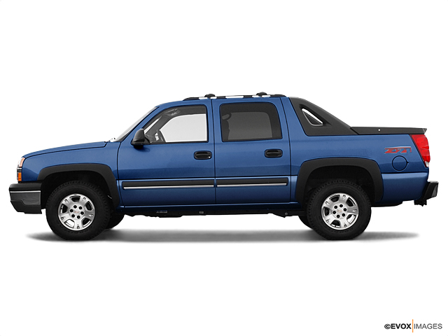 2003 Chevrolet Avalanche Vehicle Photo in Sioux City, IA 51101