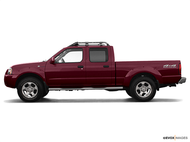 2003 Nissan Frontier 4WD Vehicle Photo in Enid, OK 73703
