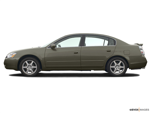 2003 Nissan Altima Vehicle Photo In Glendale Heights, IL 60139