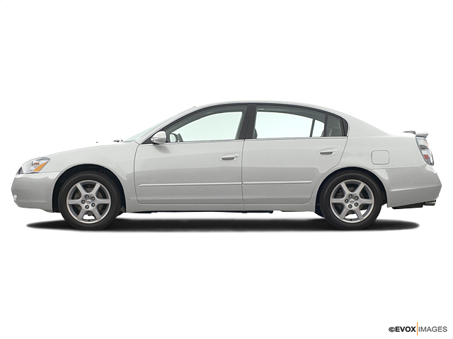 2003 Nissan Altima Vehicle Photo in Houston, TX 77074