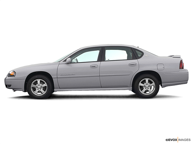 2004 Chevrolet Impala Vehicle Photo in Baton Rouge, LA 70806