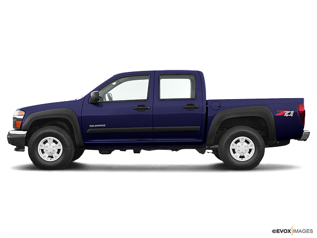 2004 Chevrolet Colorado Vehicle Photo in Boonville, IN 47601