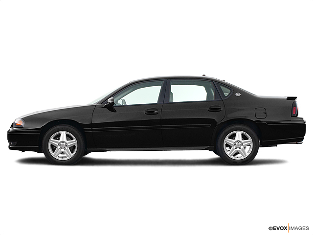 2004 Chevrolet Impala Vehicle Photo in Knoxville, TN 37912