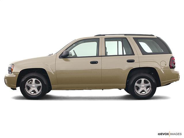 2004 Chevrolet TrailBlazer Vehicle Photo in Baton Rouge, LA 70806