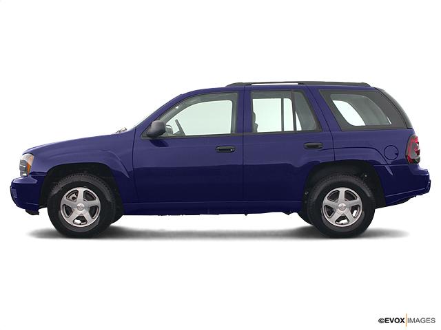 Pre-Owned 2004 Chevrolet TrailBlazer LT