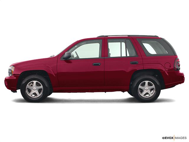 2004 Chevrolet TrailBlazer Vehicle Photo in Moon Township, PA 15108