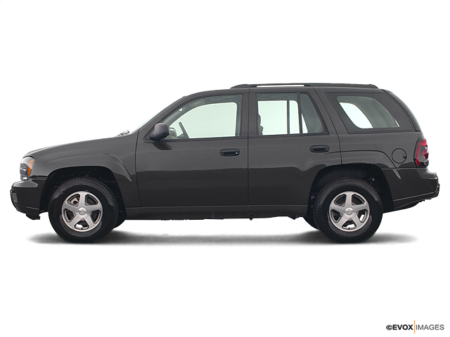 2004 Chevrolet TrailBlazer Vehicle Photo in Sioux City, IA 51101
