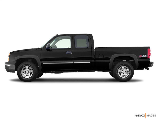 2004 Chevrolet Silverado 1500 Vehicle Photo in West Harrison, IN 47060