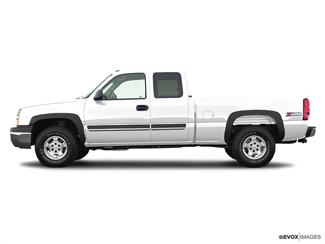 2004 Chevrolet Silverado 1500 Vehicle Photo in Danville, KY 40422