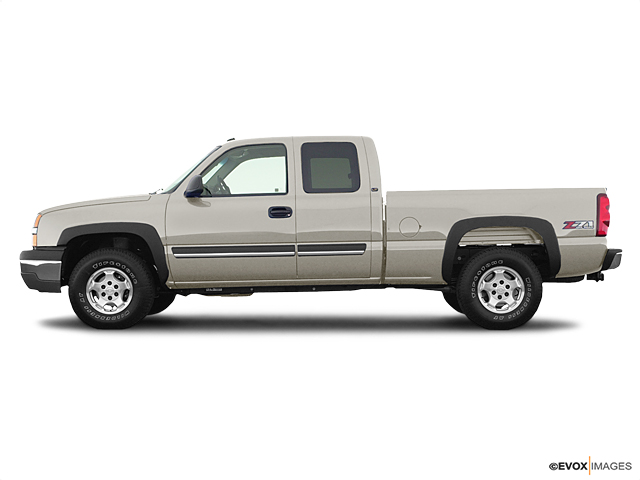2004 Chevrolet Silverado 1500 Vehicle Photo in Twin Falls, ID 83301