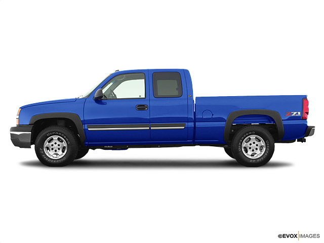 2004 Chevrolet Silverado 1500 Vehicle Photo in Midlothian, VA 23112