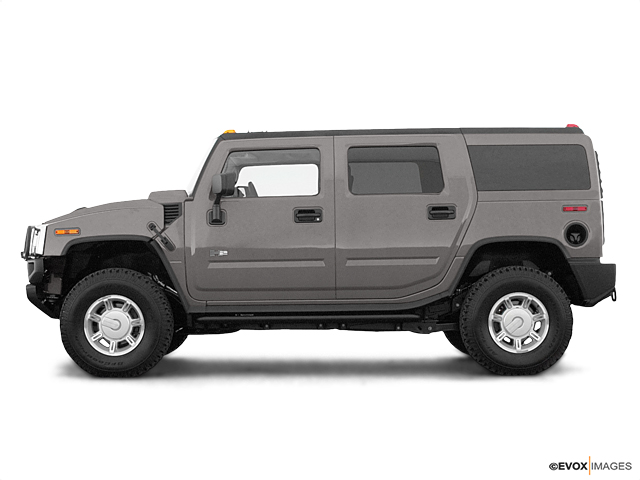 2004 HUMMER H2 Vehicle Photo in Spokane, WA 99207