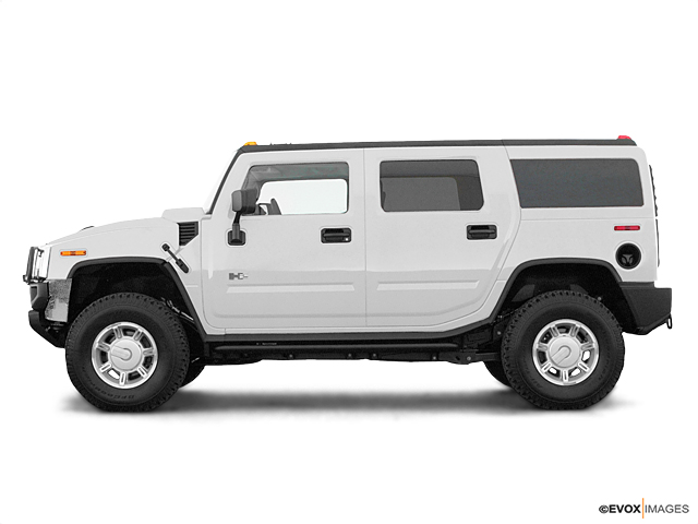 2004 HUMMER H2 Vehicle Photo in Colorado Springs, CO 80920