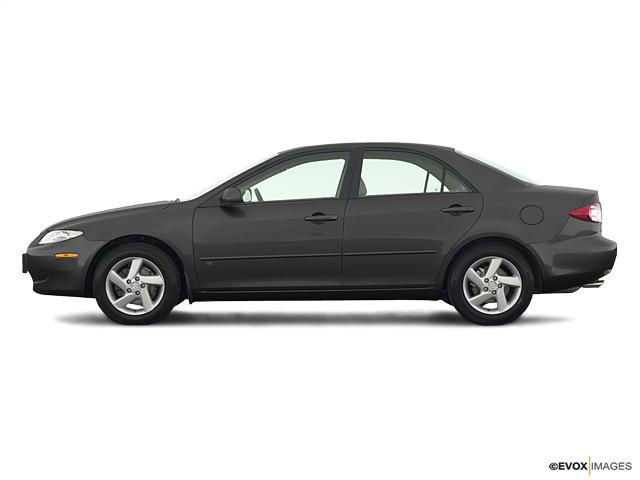 2004 Mazda Mazda6 Vehicle Photo In New Bern, NC 28562