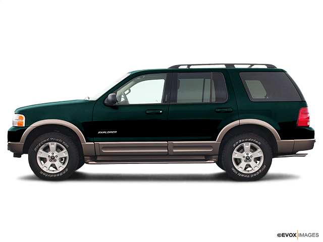 2004 ford explorer eddie bauer mpg