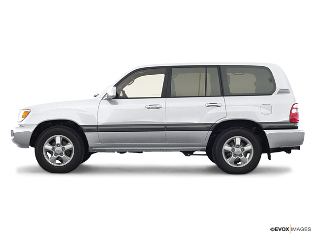 2004 Toyota Land Cruiser Vehicle Photo In Scarsdale Ny 10583