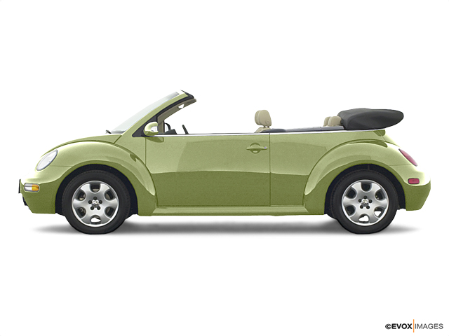 2004 Volkswagen New Beetle Convertible Vehicle Photo in Cape May Court House, NJ 08210