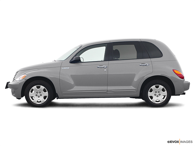 2004 Chrysler PT Cruiser Vehicle Photo in Hudsonville, MI 49426