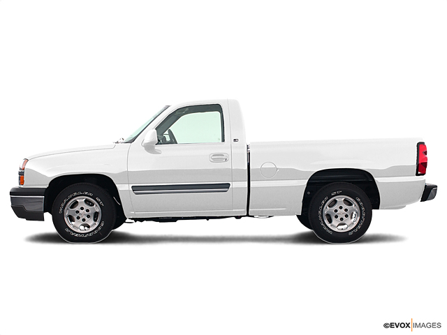 2004 Chevrolet Silverado 1500 Vehicle Photo in Spokane, WA 99207